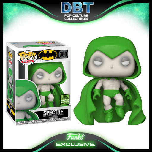 DC Comics Batman: Spectre ECCC 2021 Exclusive Funko Pop