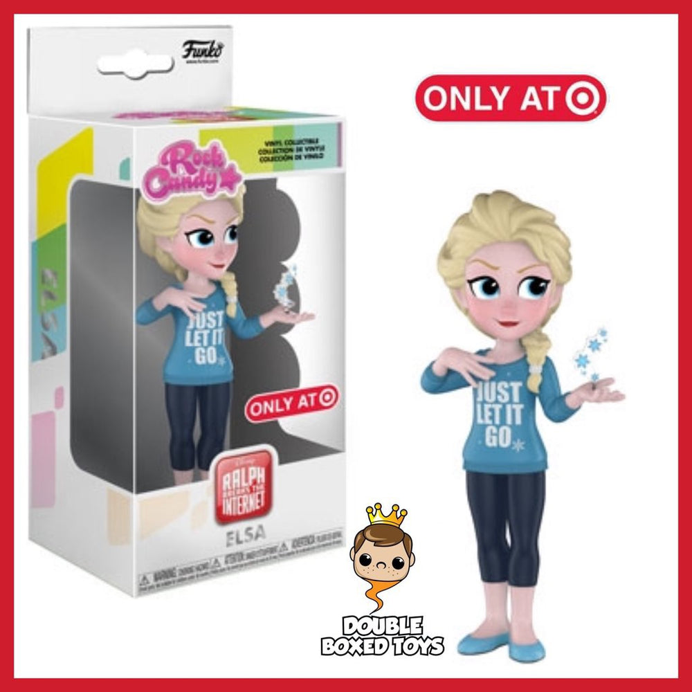 Disney Comfy Princesses: Elsa Rock Candy Target Exclusive
