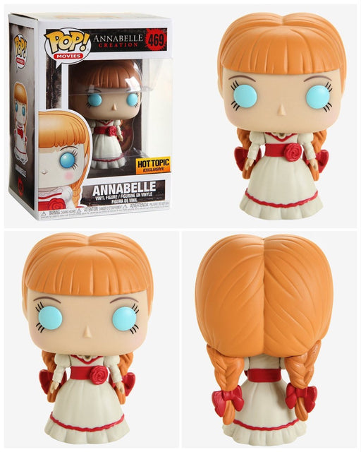 Annabelle Creation: Annabelle Hot Topic Exclusive