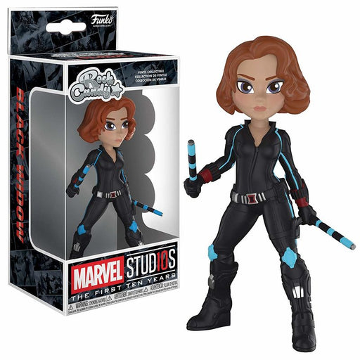 Rock Candy Vinyl Figure Marvel Studios 10 Black Widow