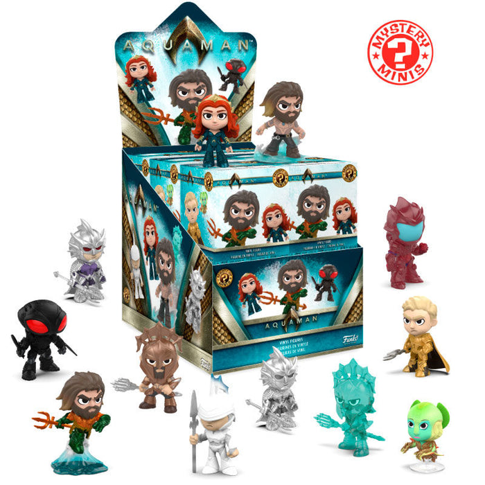 Assorted Mystery Minis figure DC Comics Aquaman