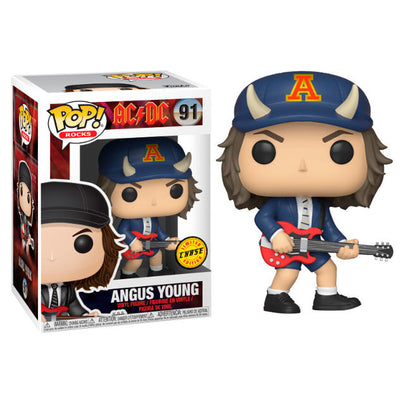 POP! Figure AC/DC - Angus Young Chase