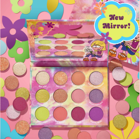 What Dreams Are Made Of Shadow Palette - Colour Pop