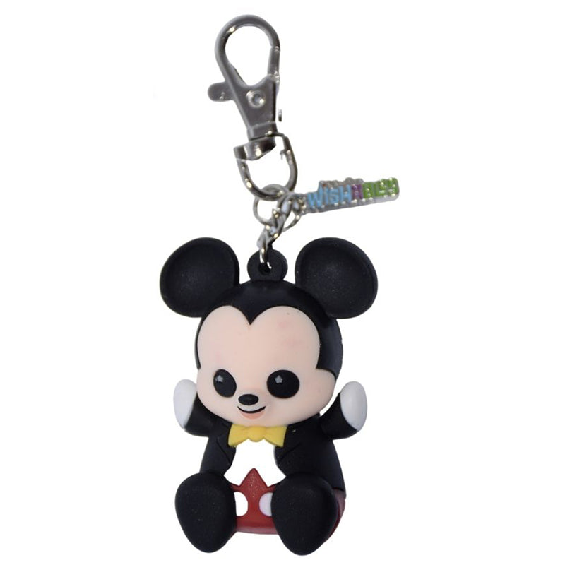 Disney Parks Wishables Mickey Mouse Keychain