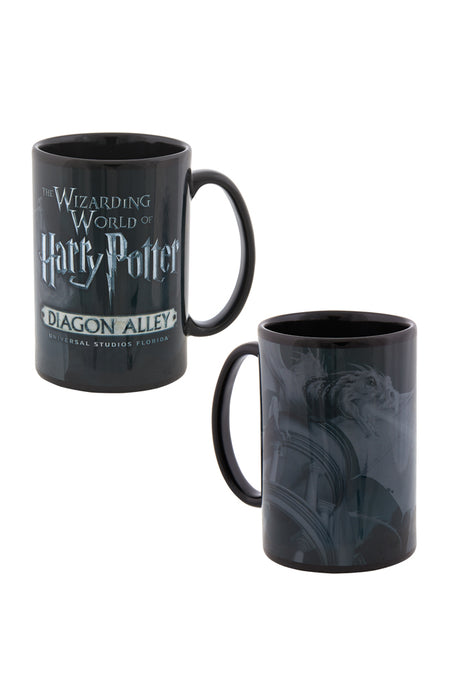 Universal Studios Harry Potter Diagon Alley Mug