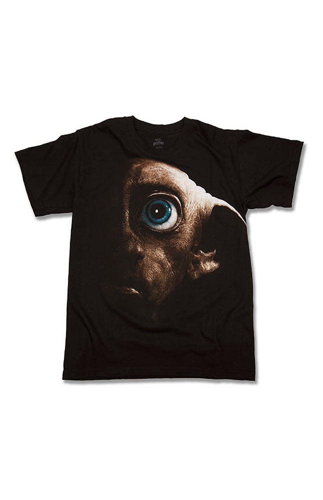 Universal Studios Harry Potter Dobby Half-Face Adult T-Shirt