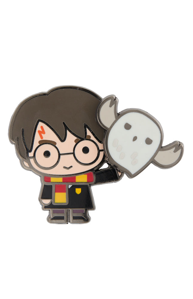 Universal Studios Harry Potter Harry Potter with Hedwig Pin