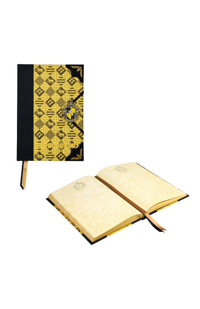 Universal Studios Harry Potter Hufflepuff Lined Journal