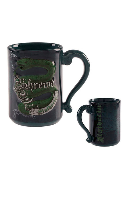 Universal Studios Harry Potter Slytherin Shrewd Mug