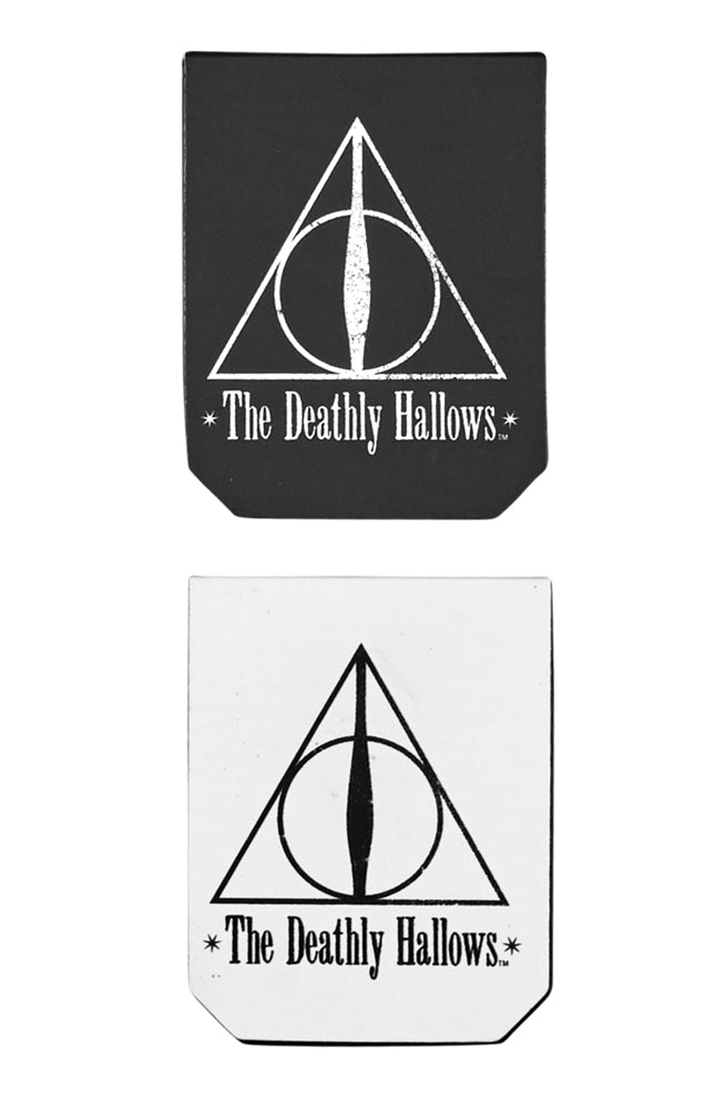 Universal Studios Harry Potter The Deathly Hallows Magnetic Bookmark Set