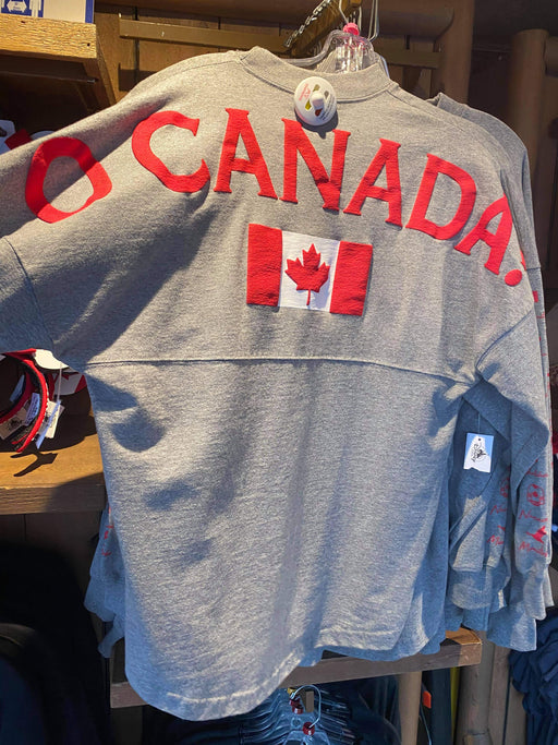 DISNEY: Canada Spirit Jsrsey for Adults - Disney Parks Exclusive