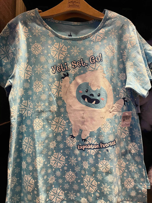 Animal Kingdom - Yeti Set Go T-Shirt - Walt Disney World Exclusive