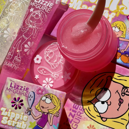 Bubblegum Pop Lippie Scrub - Colour Pop