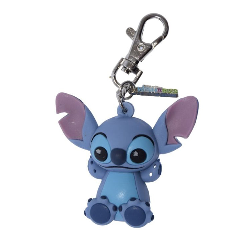 Disney Parks Wishables Stitch Keychain