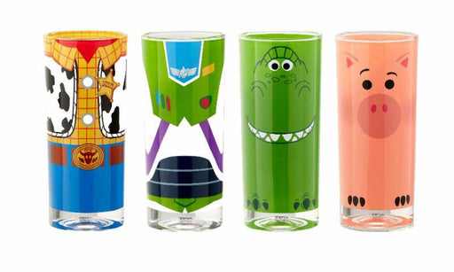 Toy Story 4 Juice Glass 4-Pack Buzz