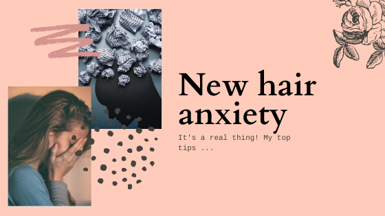 New wig anxiety - It's a real thing! - My top tips ...