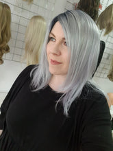 Load image into Gallery viewer, Dakota synthetic wig in Pastel blue R / Rene of Paris