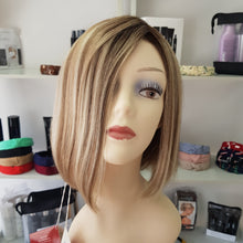 Load image into Gallery viewer, Kai wig in Rose Gold R - Rene of Paris