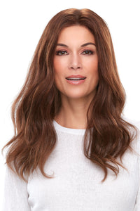 "Top Smart Human Hair 18""- Jon Renau Smartlace Topper"