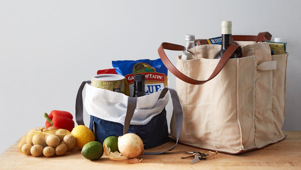Grocery Shopping Is Being Transformed With These Bags