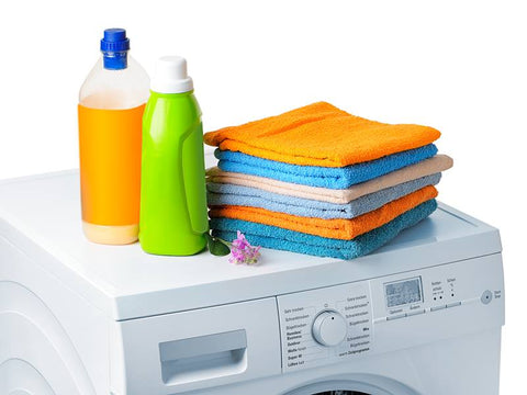 basic laundry supplies