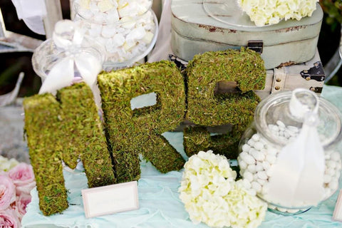 an image of a bridal shower display