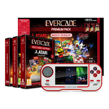 Load image into Gallery viewer, Evercade - Premium Edition (White)