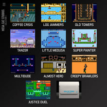 Load image into Gallery viewer, mega cat studios collection 1 evercade game screen shots