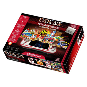 Evercade - Standard Edition / Starter Pack + Exclusive Collectable Coin
