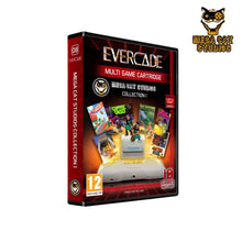 Load image into Gallery viewer, mega cat studios collection 1 evercade - front of box