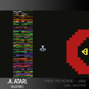 atari collection 2 evercade yars revenge