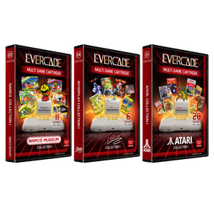 evercade premium edition cartridges