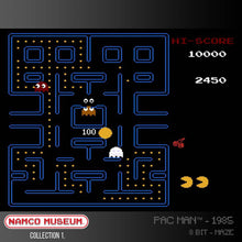 Load image into Gallery viewer, pac man evercade screen shot