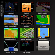 Load image into Gallery viewer, namco museum collection 1 evercade games screen shots