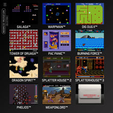 Load image into Gallery viewer, namco museum collection 1 cartridge evercade game screen shots