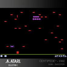 Load image into Gallery viewer, centipede atari evercade