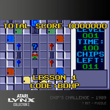 Load image into Gallery viewer, #14 'Atari Lynx Collection 2' - Evercade Cartridge