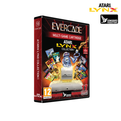 #13 'Atari Lynx Collection 1' - Evercade Cartridge