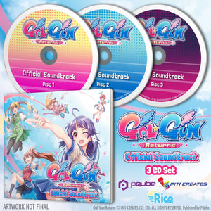 Gal*Gun Returns 'Birthday Suit' Collector's Edition (with Steam Digital Key) - RICE DIGITAL EXCLUSIVE