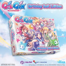 Load image into Gallery viewer, Gal*Gun Returns 'Birthday Suit' Collector's Edition (Nintendo Switch) - RICE DIGITAL EXCLUSIVE