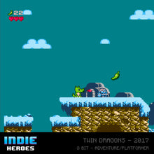 Load image into Gallery viewer, #17 Indie Heroes Collection 1 - Evercade Cartridge