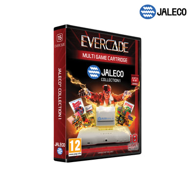 #15 Jaleco Collection 1 - Evercade Cartridge