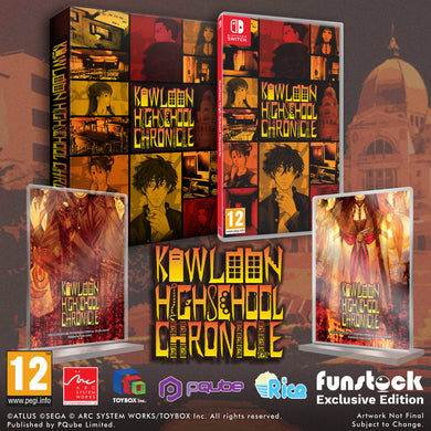 Kowloon High-School Chronicle Limited Edition (Nintendo Switch) - FUNSTOCK EXCLUSIVE
