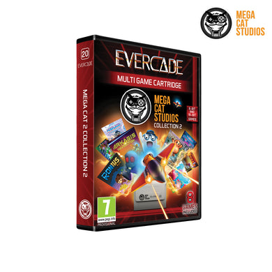 #20 Mega Cat Studios Collection 2 - Evercade Cartridge
