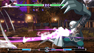 Under Night In-Birth Exe:Late [cl-r] + Limited Edition Keyring (Nintendo Switch)