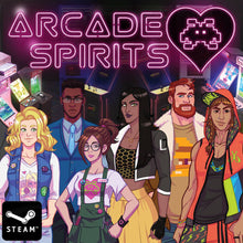 Load image into Gallery viewer, Arcade Spirits Packshot