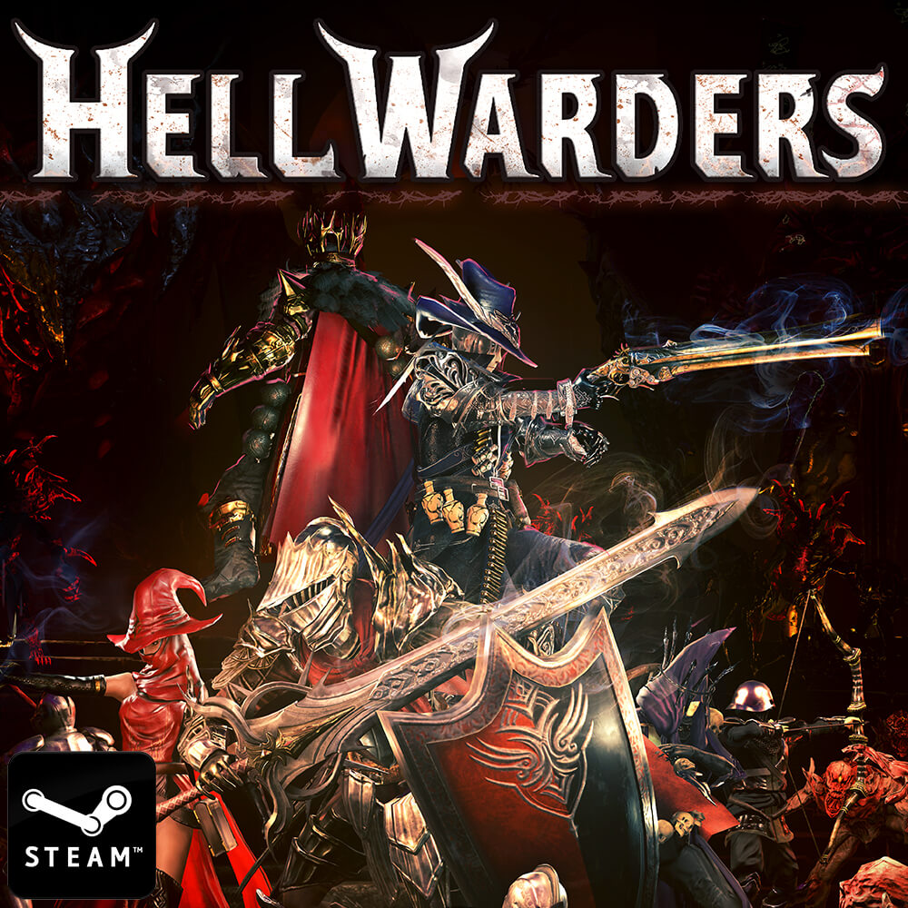 Hell Warders Packshot