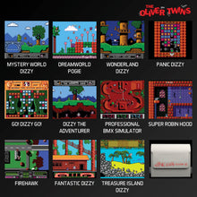 Load image into Gallery viewer, #12 'The Oliver Twins Collection 1' - Evercade Cartridge