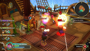 Valthirian Arc Screenshot 1