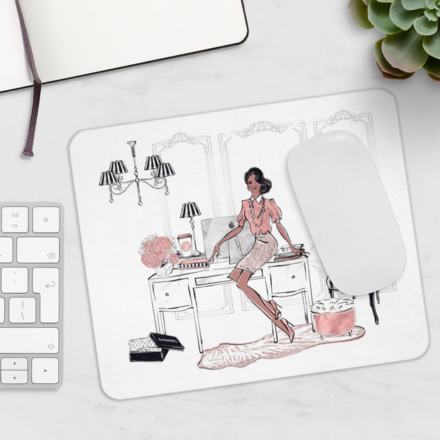 Fancy Fashionista Mousepad - Iconic Style Inc